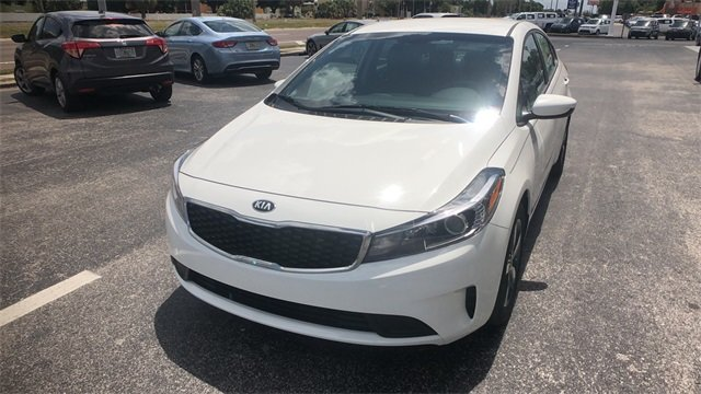 2018 Kia Forte S Automatic 2.0L 4-Cylinder Engine FWD Sedan 4 Door