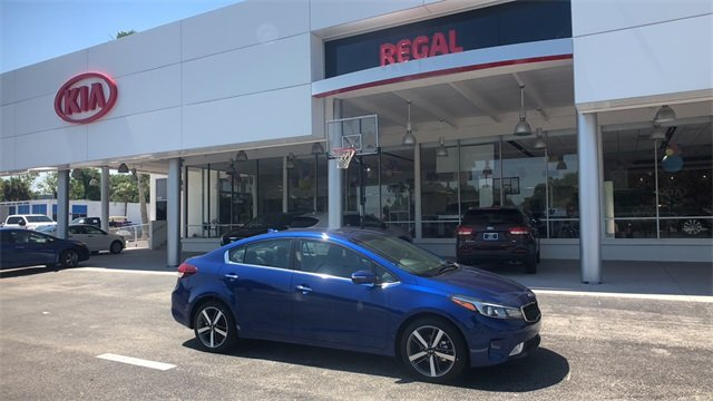 2018 Kia Forte EX Sedan 4 Door Automatic FWD 2.0L 4-Cylinder Engine