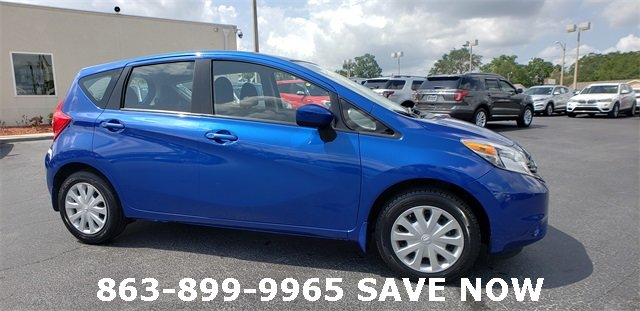2016 Nissan Versa Note 4 Door Automatic (CVT) FWD