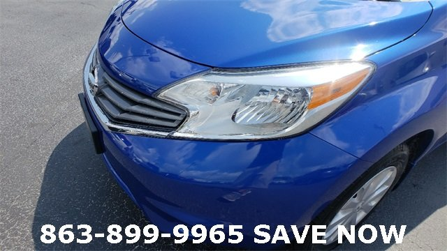 2016 Nissan Versa Note Hatchback 4 Door FWD