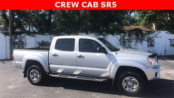 2013 Toyota Tacoma PreRunner RWD Truck Automatic 4 Door