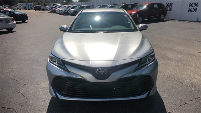 2018 Toyota Camry LE 4 Door 2.5L I4 DOHC 16V Engine Automatic