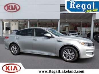 2018 Kia Optima LX 2.4L 4-Cylinder Engine Sedan FWD 4 Door
