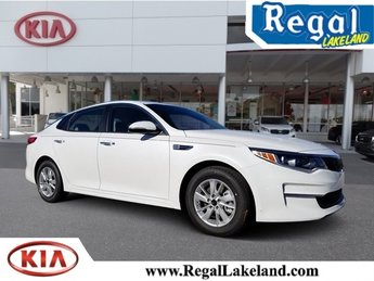2018 Kia Optima LX 4 Door 2.4L 4-Cylinder Engine Sedan
