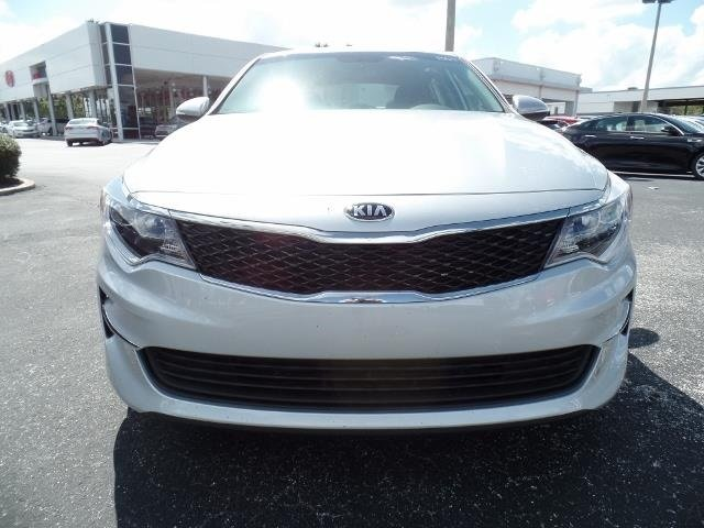 2018 Kia Optima LX 2.4L 4-Cylinder Engine Automatic 4 Door FWD