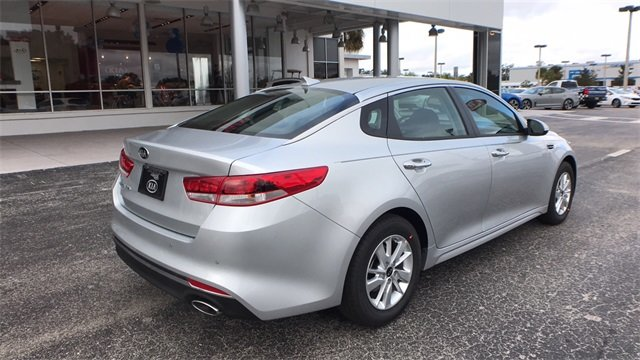 2018 Kia Optima LX Automatic Sedan 2.4L 4-Cylinder Engine