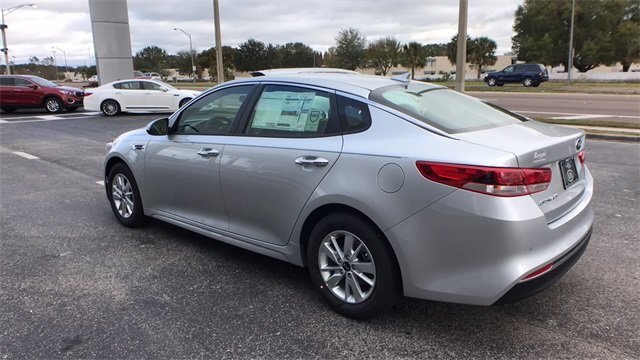 2018 Kia Optima LX Automatic FWD Sedan 2.4L 4-Cylinder Engine