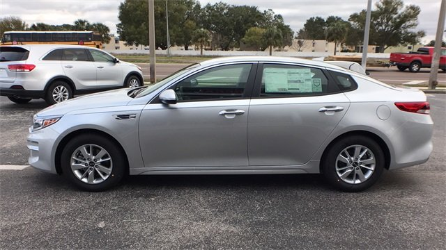 2018 Kia Optima LX 4 Door 2.4L 4-Cylinder Engine Sedan Automatic
