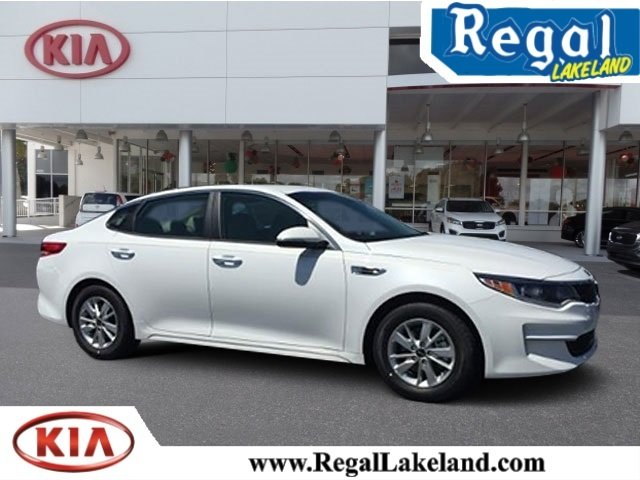 2018 Kia Optima LX Sedan FWD 2.4L 4-Cylinder Engine 4 Door