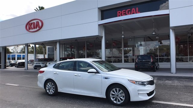 2018 Kia Optima EX 2.4L 4-Cylinder Engine Sedan Automatic 4 Door