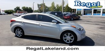 2011 Hyundai Elantra Ltd Sedan 4 Door Automatic 1.8L 4-Cylinder DOHC 16V Dual CVVT Engine