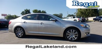 2014 Kia Cadenza Premium V6 Engine 4 Door Automatic Sedan
