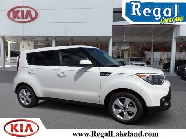 2018 kia soul base fwd crossover for sale in lakeland fl 18k127. Black Bedroom Furniture Sets. Home Design Ideas