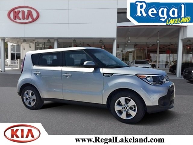 2018 Kia Soul Base 4 Door Crossover Automatic FWD 1.6L 4-Cylinder Engine
