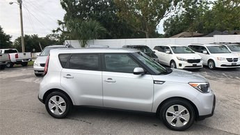 2016 Kia Soul Base FWD Manual Crossover