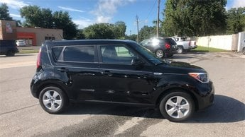 2017 Kia Soul Base I4 Engine FWD Automatic