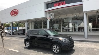 2018 Kia Soul Base 1.6L 4-Cylinder Engine Automatic FWD Crossover 4 Door