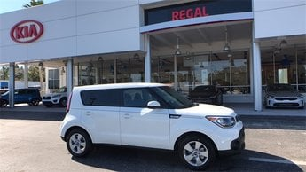2018 Kia Soul Base Crossover FWD Automatic 1.6L 4-Cylinder Engine