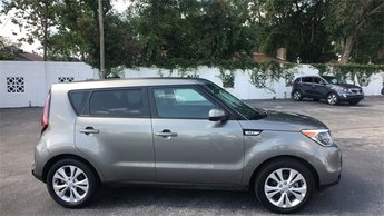 2016 Kia Soul + Automatic Crossover 2.0L 4-Cylinder DOHC Engine FWD 4 Door