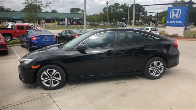2018 Honda Civic LX Sedan Automatic (CVT) 4 Door