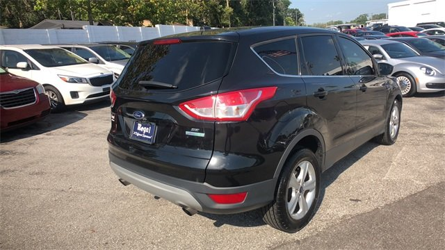 2015 Ford Escape SE 4 Door EcoBoost 2.0L I4 GTDi DOHC Turbocharged VCT Engine FWD SUV