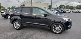 2017 Shadow Black Ford Escape SE SUV Automatic EcoBoost 2.0L I4 GTDi DOHC Turbocharged VCT Engine