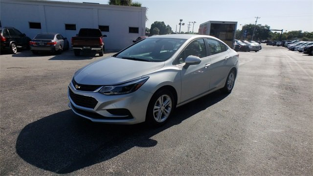 2017 Chevrolet Cruze LT Automatic 1.4L 4-Cylinder Turbo DOHC CVVT Engine FWD