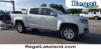 2018 Chevrolet Colorado LT 4 Door Truck RWD