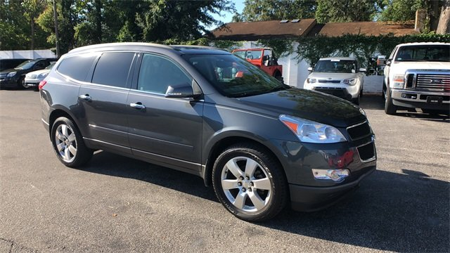 2012 Chevrolet Traverse LT 1LT 4 Door 3.6L V6 SIDI Engine FWD Automatic