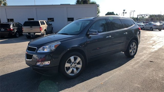 2012 Chevrolet Traverse LT 1LT 3.6L V6 SIDI Engine SUV FWD Automatic