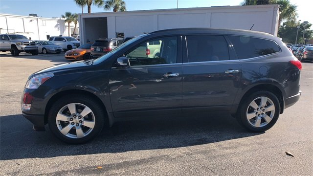 2012 Chevrolet Traverse LT 1LT 3.6L V6 SIDI Engine 4 Door SUV