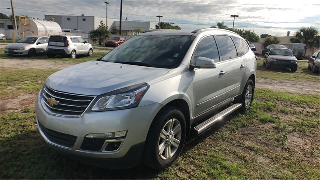 2014 Chevrolet Traverse LT 1LT SUV 3.6L V6 SIDI Engine 4 Door FWD Automatic