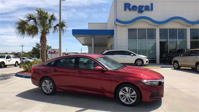 2018 Honda Accord LX Automatic (CVT) FWD 4 Door
