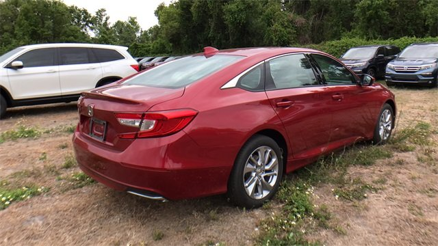 2018 Honda Accord LX FWD Sedan 4 Door Automatic (CVT) I4 DOHC 16V Turbocharged Engine