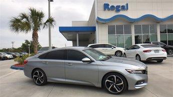 2018 Blue Honda Accord Sport >> Honda Accord Sport For Sale In Lakeland FL