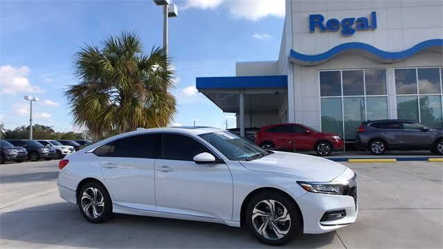 2018 Honda Accord EX FWD Sedan 4 Door Automatic (CVT)