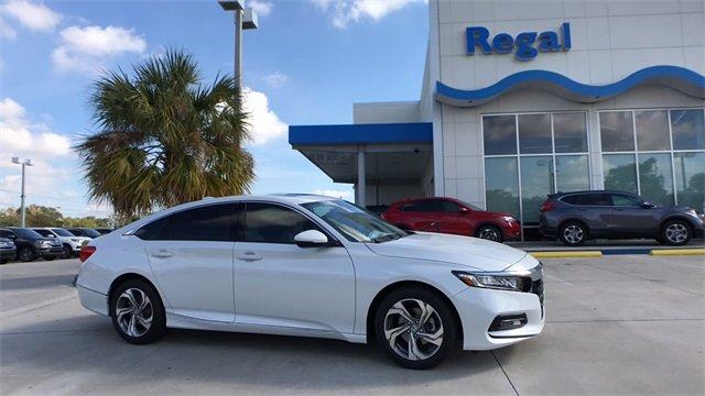 2018 Honda Accord EX-L FWD Sedan For Sale In Lakeland FL - 18H336