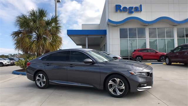 2018 honda accord ex l fwd sedan for sale in lakeland fl 18h373. Black Bedroom Furniture Sets. Home Design Ideas