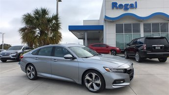 2018 Honda Accord Touring 4 Door Automatic (CVT) I4 DOHC 16V Turbocharged Engine