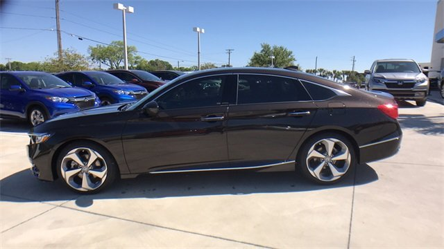 2018 Kona Coffee Metallic Honda Accord Touring Sedan Automatic (CVT) FWD