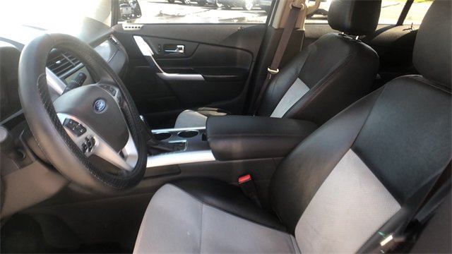 2013 Ford Edge SEL 4 Door 3.5L V6 Ti-VCT Engine Automatic SUV FWD