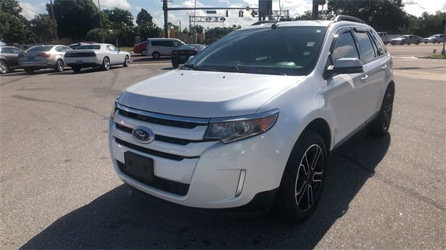 2013 Ford Edge SEL Automatic SUV 3.5L V6 Ti-VCT Engine FWD