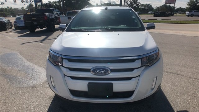 2013 Ford Edge SEL FWD 4 Door 3.5L V6 Ti-VCT Engine