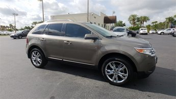 2013 Ford Edge Limited Automatic 3.5L V6 Ti-VCT Engine SUV