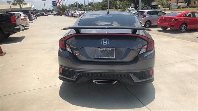 2018 Honda Civic Si 2 Door FWD Coupe Manual