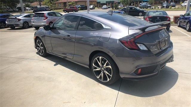 2018 Honda Civic Si Coupe FWD 2 Door
