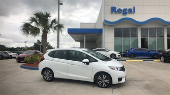 2017 Honda Fit EX FWD 1.5L I4 Engine 4 Door