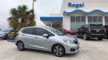 2018 Honda Fit EX-L Hatchback 1.5L I4 Engine Automatic (CVT) 4 Door FWD