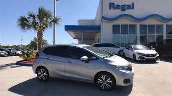 2018 Honda Fit EX-L FWD Hatchback 1.5L I4 Engine