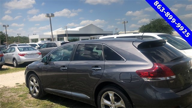 2014 Gray Toyota Venza 3.5L V6 SMPI DOHC Engine 4 Door SUV FWD Automatic